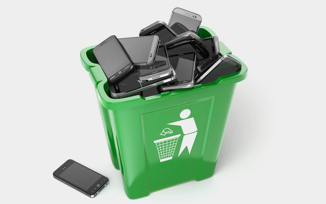 Trinitas' Device Buyback and Recycle Program Saves Money, and Protects Data and the Environment.